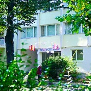 Apart Hotel Hanse:  General