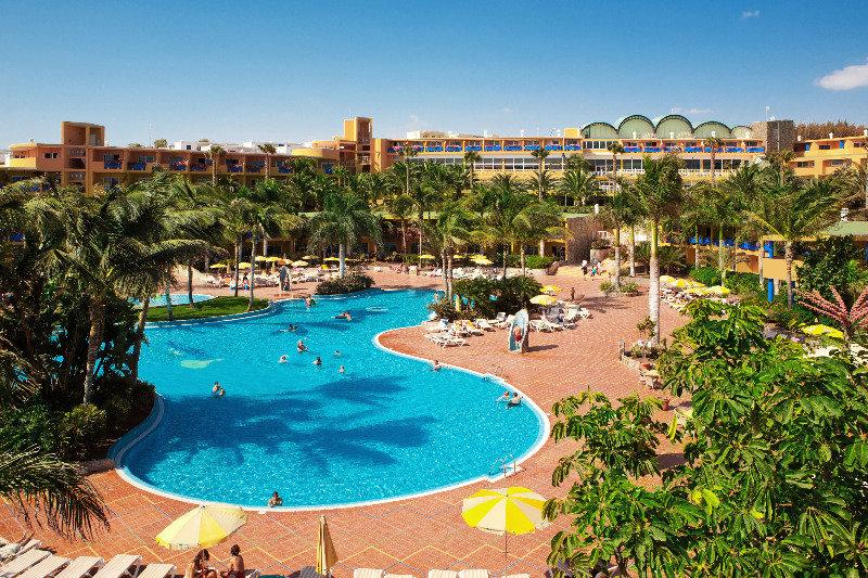 Hotel club hotel drago park en costa calma for Piscina can drago horarios
