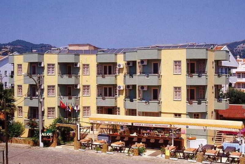 Aloe Hotel & Apart in Marmaris, Turkey