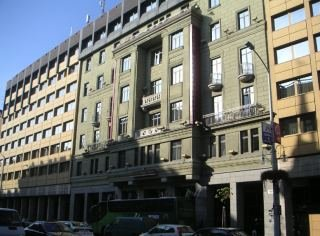 Best Western Danubius Zrt Hotel Hungaria in Budapest, Hungary