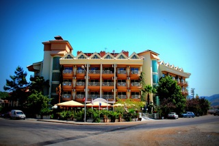Grand Hotel Faros in Marmaris, Turkey