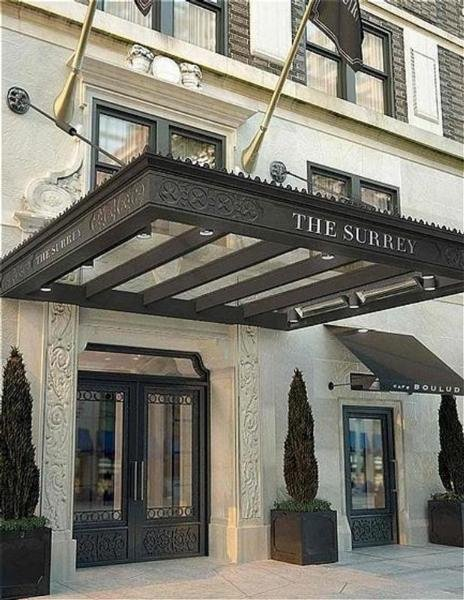 Surrey Hotel