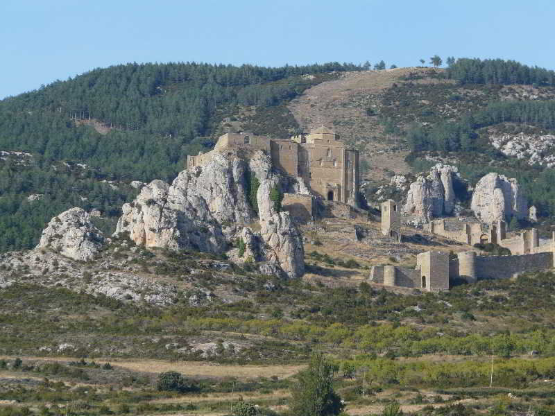 Viajes Ibiza - Hospederia de Loarre