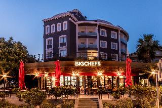Orka Nergis Select Hotel in Marmaris, Turkey
