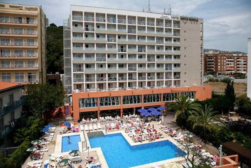 Santa Monica - Hoteles en Calella de Mar
