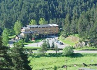 hoteles lujo pirineos: