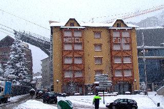 Font in Andorra, Andorra