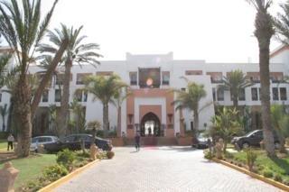 Palais des Roses Agadir in Agadir, Morocco