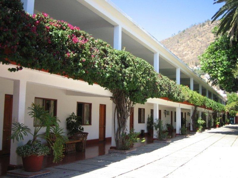 Los Olivos SPA Oaxaca