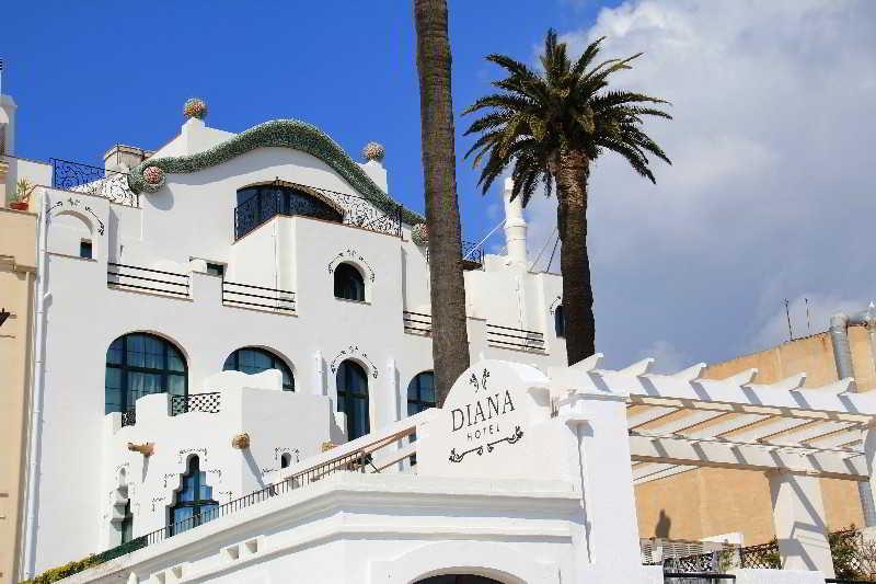 Diana hotel en tossa de mar viajes el corte ingl s - Agencia de viajes diana garzon ...