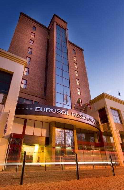 Hotel Eurosol Residence en Leiria
