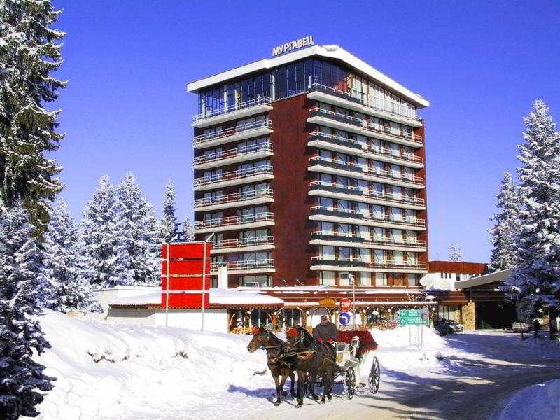 GRAND HOTEL MURGAVETS // PAMPOROVO