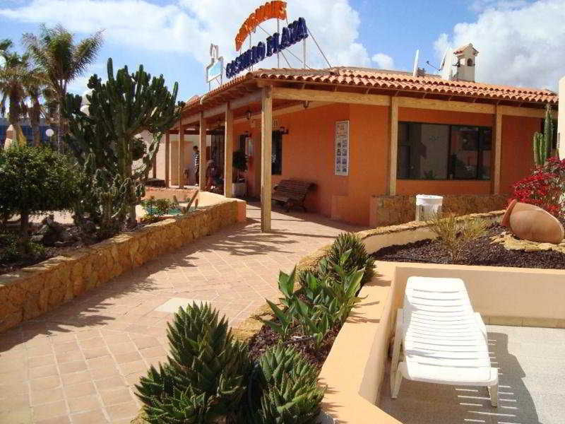 Bungalows Castillo Playa