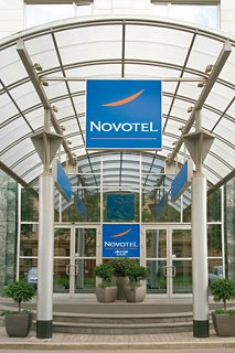Novotel Moscow Centre in Moscow, Russia