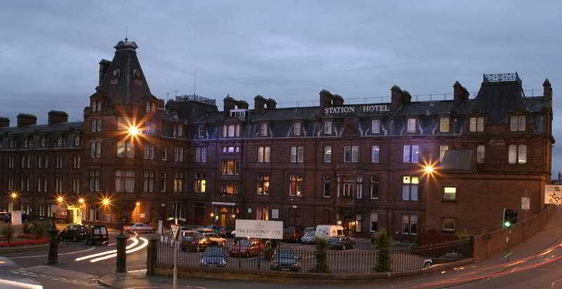 hotel Swallow Station Hotel- Ayr Prestwick and Ayr