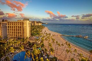 Hilton Hawaiian Village Waikiki Beach Resort in Hawaii - Oahu - HI, United States