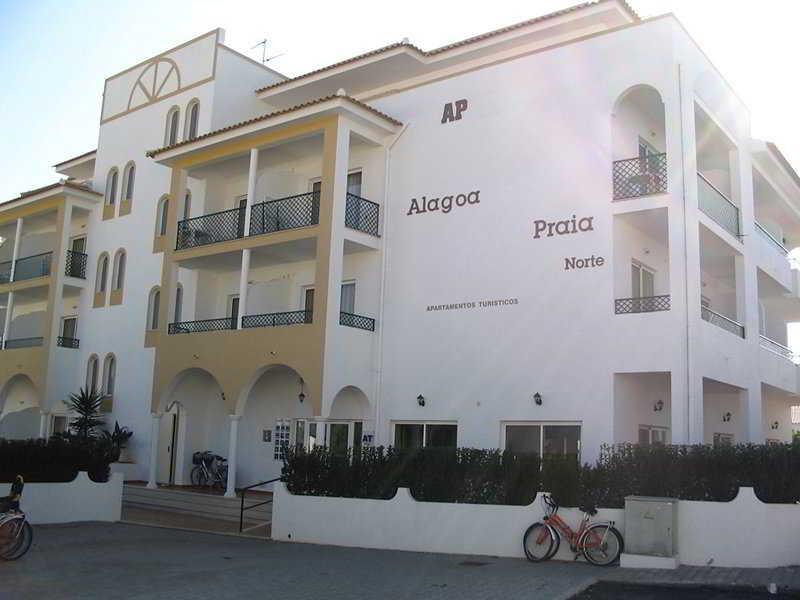 Apartahotel Alagoa Praia Norte