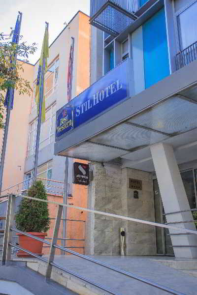 Best Western Stil in Bucharest, Romania