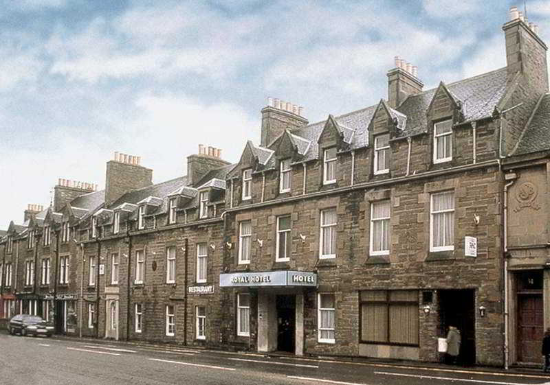 The Royal Hotel Thurso