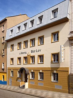 Bily Lev in Prague, Czech Republic