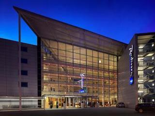 Radisson Blu Hotel London Stansted Airport