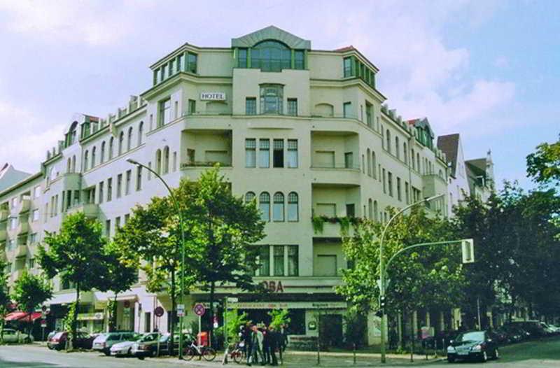 Olivaer Apart Hotel am Kurfuerstendamm in Berlin, Germany