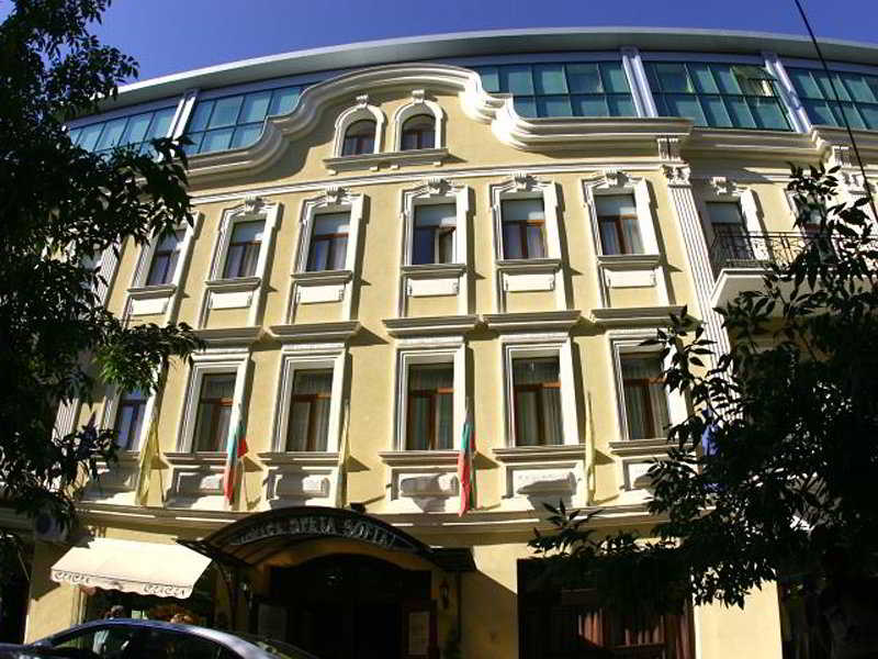 Sveta Sofia in Sofia, Bulgaria