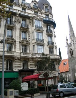 Nouvel Hotel Kinzy in Nice, France