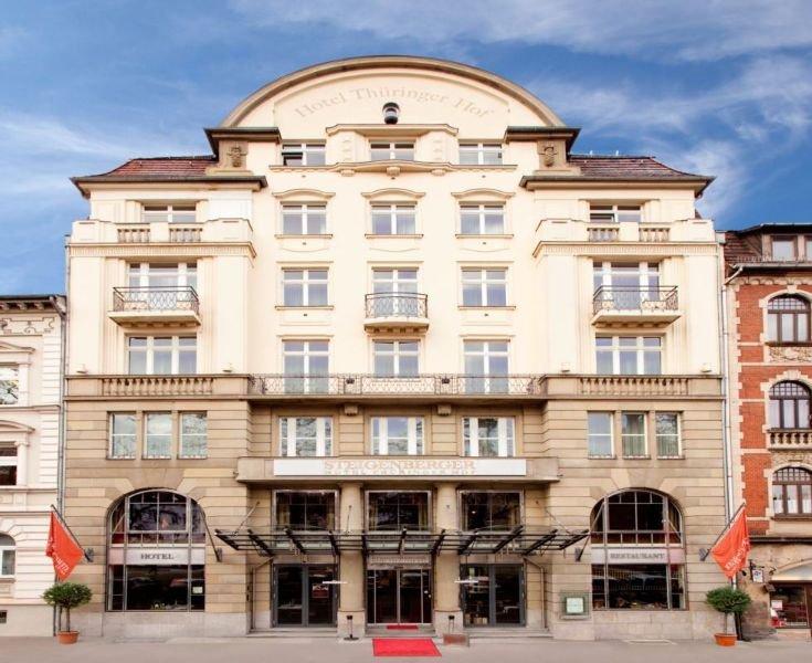 Viajes Ibiza - Steigenberger Hotel Thuringer Hof