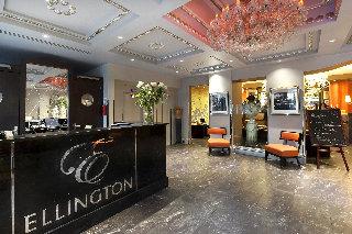 Ellington in Nice, France