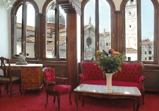 hotel scandinavia en venecia: