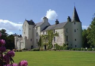 Fernie Castle