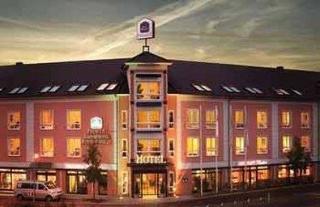 Best Western Premier Airporthotel Fontane Berlin in Berlin, Germany