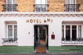 Inter-Hotel Delos Vaugirard