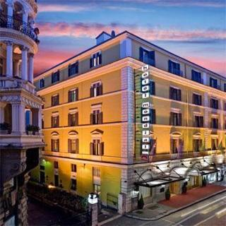Best Western Mondial in Rome, Italy