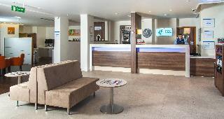 Holiday Inn Express London - Vauxhall Nine Elms
