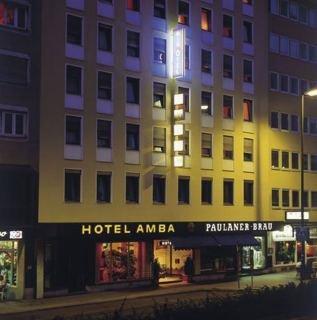 Hotel Amba in Munich, Germany