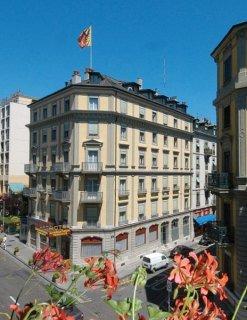 International & Terminus in Geneva, Switzerland