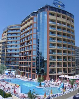 Smartline Meridian in Bourgas / Black Sea Resorts, Bulgaria