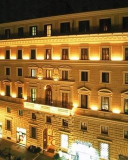 Eurostars International Palace in Rome, Italy