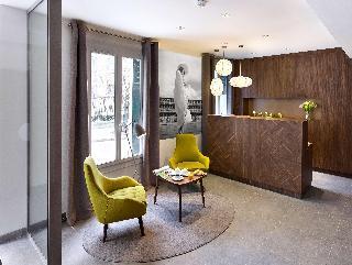 Best Western Plus 61 Paris Nation Hôtel