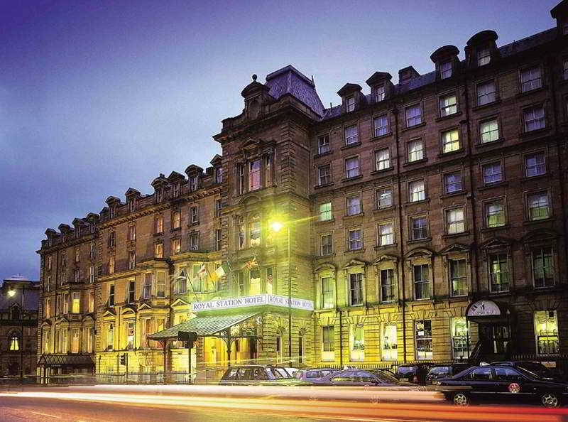 Hotel Royal Station Newcastle, Newcastle-upon-Tyne