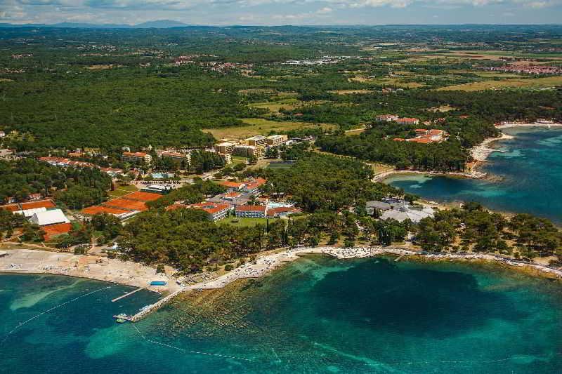 Melia Coral in Istria, Croatia