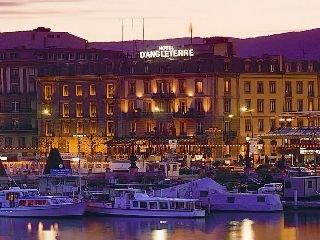 Angleterre Geneva in Geneva, Switzerland