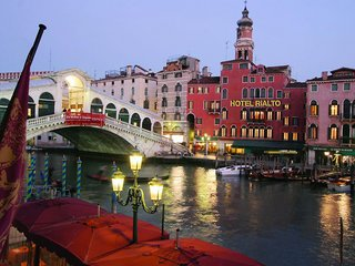 Rialto in Venice, Italy