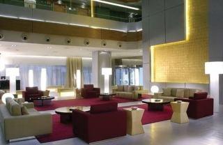 Nuevo Madrid - Hoteles en Plaza Castilla-Chamartin