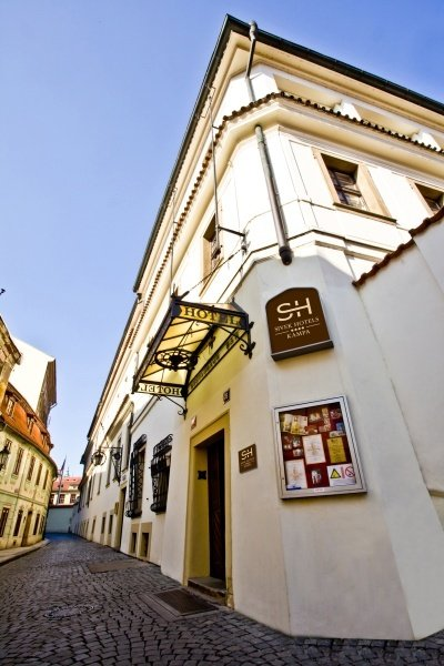 Kampa Stara zbrojnice Sivek Hotels in Prague, Czech Republic