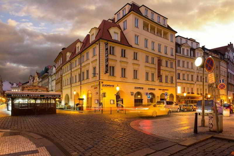 Melantrich Sivek Hotels in Prague, Czech Republic