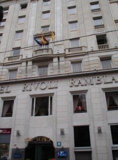 Hotel Rivoli Ramblas