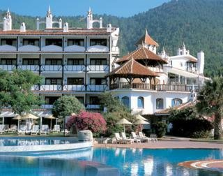 Marti Resort Deluxe in Marmaris, Turkey